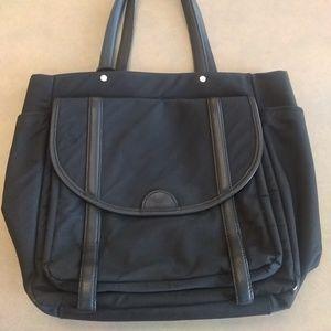 Used Kate Spade Saturday black tote bag